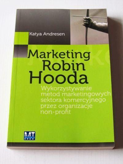 Wymyśl nazwę spotkań dla fundraiserów izgarnij Robin Hooda!