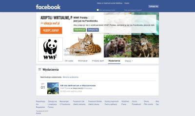 Facebook WWF