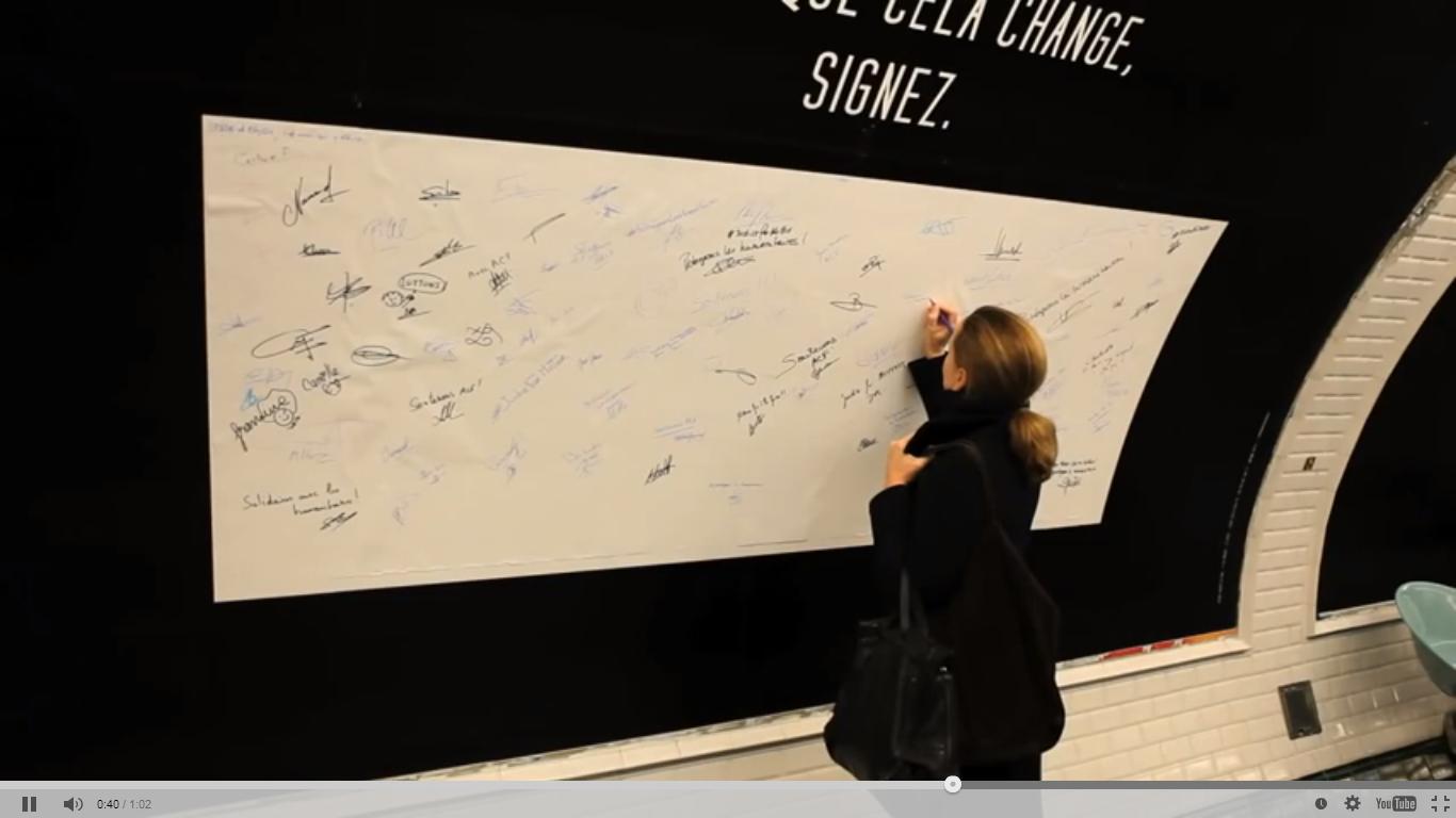 Kampanie społeczne, którychcelem jest zebranie podpisów – czas nainnowacje!