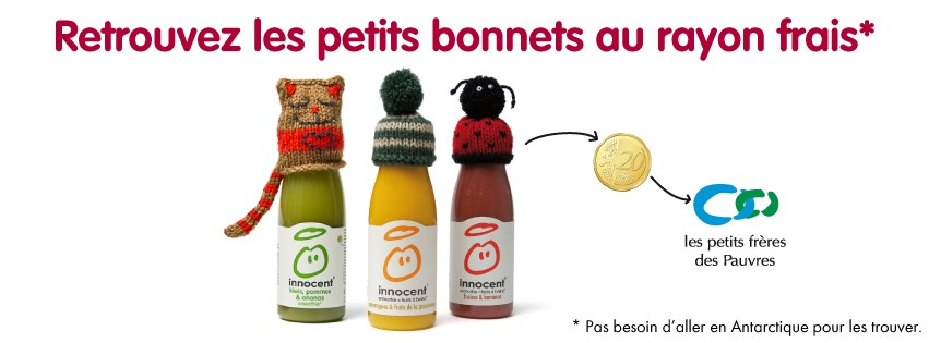 cause-related marketing the big knit