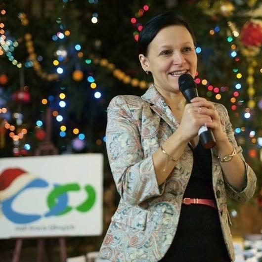 Joanna Mielczarek, Dyrektor Stowarzyszenia mali bracia Ubogich